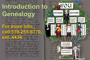 WPL Genealogy sessions