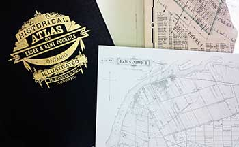 Historical Atlas and maps