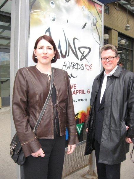 JMR at the Junos 2008