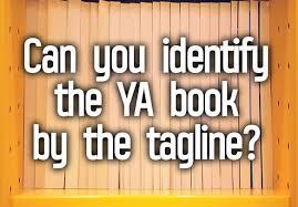 YA BOOK