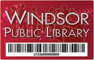 WPL Library Card