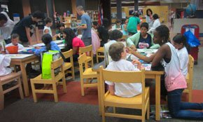 WPL Library Live Children's Club