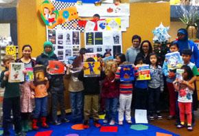 WPL Books Alive Dec 3
