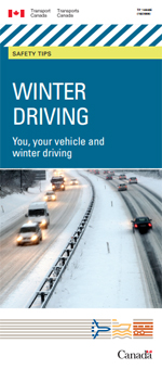 You, Your Vehicle, and Winter Driving