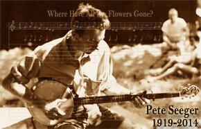 Pete Seeger 1919-2014