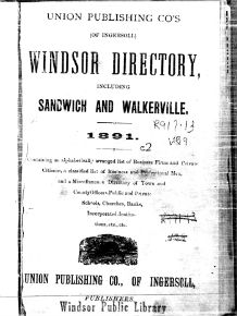 1891 City Directory --small