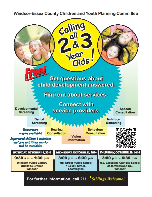 FINAL Calling 2-3 Yr Olds Oct 2014