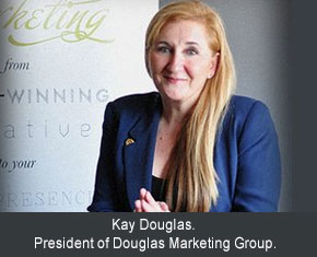 President of Douglas Marketing Group