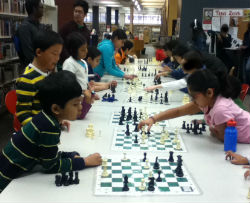 CHESS TOURNAMENTS - MARCH 19 2015