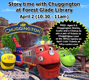 Story Time with Chuggington