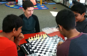CHESS CLUB - SEPTEMBER 2015 BLOG