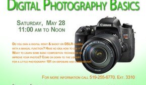 Calling All Photography Buffs