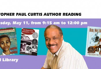 Christopher Paul Curtis Author Reading