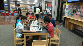 SUMMER CHESS TOURNAMENT 2016