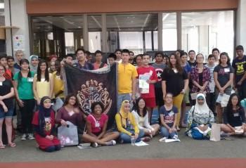 Teen volunteers and participants - harry potter 2016
