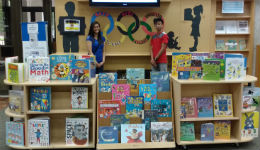 WILD ABOUT SCHOOL DISPLAY AUGUST 30 2016