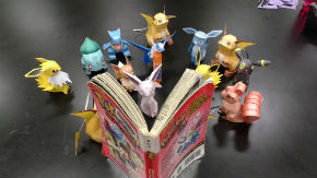 pokemon-3d-characters-and-book