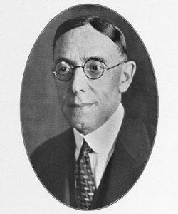 Cecil E. Jackson