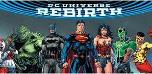 "DC Comics' ""Rebirth"""