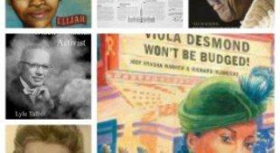 Viola Desmond Collage