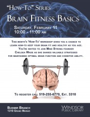 How to series - Brain fitness
