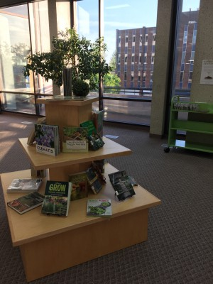 The WPL seed library and apartment garden